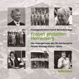 """Cover des Buches """"Frauen gestalten Herrenberg"""", veröffentlicht 2014."""