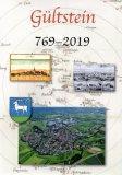 Cover des Ortsbuch Gültstein, erschienen 2019.